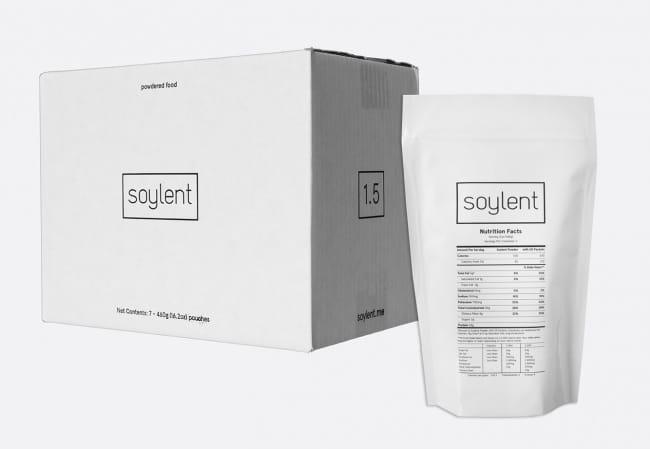 6. Soylent, minuman masa depan yang mengandung nutrisi yang dibutuhkan tubuh. Disajikan lengkap dengan daftar nutrisi dan kalori, cocok untukmu yang sedang diet.