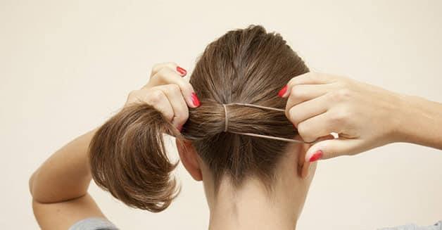 1433761904tight pony - Perlu Perawatan Khusus, Para Hijabers Wajib Tahu 5 Cara Tepat Merawat Rambutnya