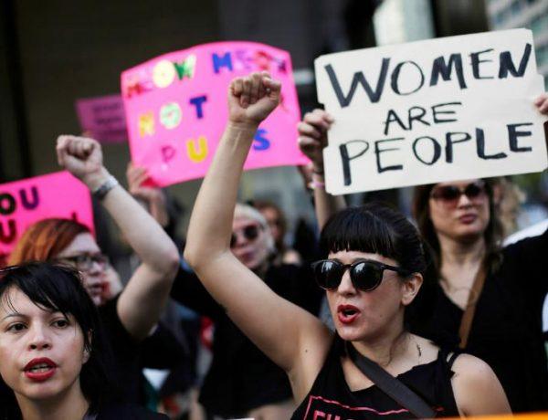 17495886658279028138 600x460 - Sebagai Perempuan, Pidato dari Para Selebriti Hollywood dalam Aksi Women's March 2018 Ini akan Menyentuhmu