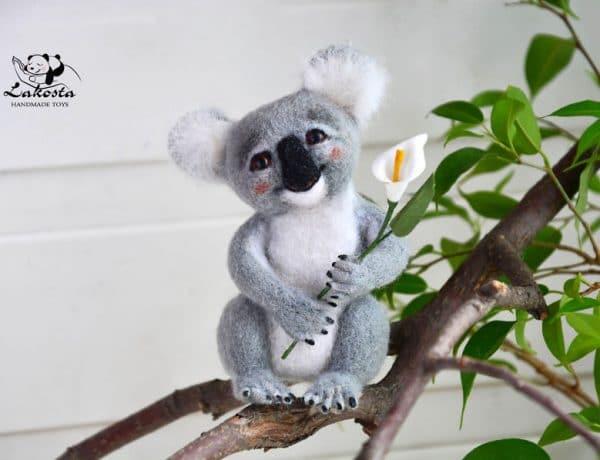 20 Cutest Felted Toys Ever By LaKosta 59b2b3c2a0992 880 600x460 - Cute Banget, Kamu Pasti Gak Nyangka Kalau 18 Miniatur Hewan Ini Dibuat dari Kain Wol