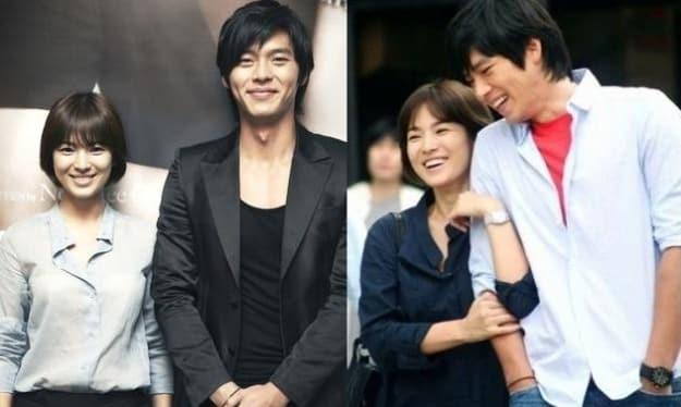 375001 - Selalu Menepis Kabar Pacaran, Inilah Kisah Perjalanan Cinta Song Hye Kyo dan Song Joong Ki yang Akan Menikah Bulan Oktober Ini