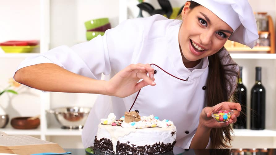Image result for women selling cake