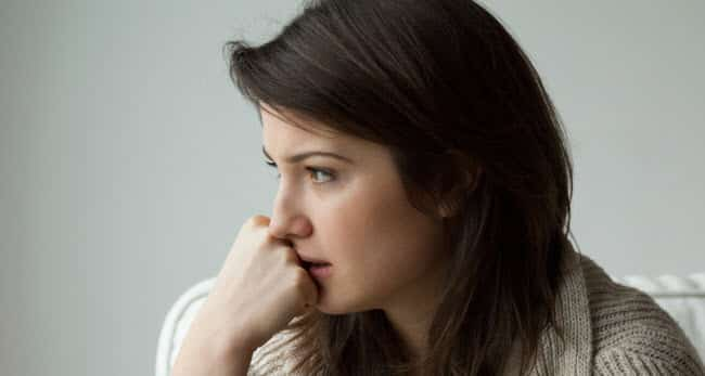 Image result for women worried
