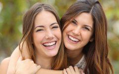 bigstock Two Women Friends Laughing Wit 81360143 240x150 - Merasa Tak Bahagia? Ketahui 5 Tanda Bahwa Sebenarnya Kamu Sangat Beruntung