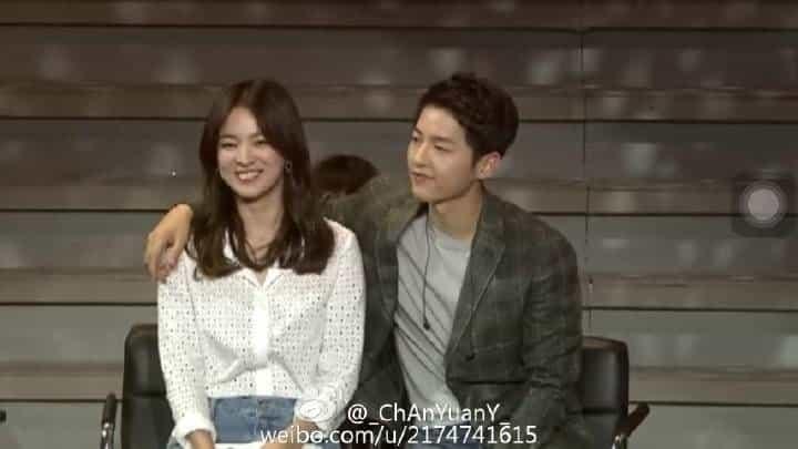 d99ae51a 13b0 4152 9c3c 8b488bea7949 - Selalu Menepis Kabar Pacaran, Inilah Kisah Perjalanan Cinta Song Hye Kyo dan Song Joong Ki yang Akan Menikah Bulan Oktober Ini