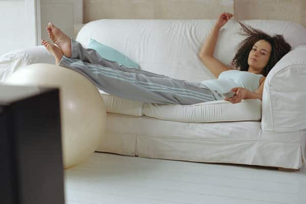 Image result for woman lazy