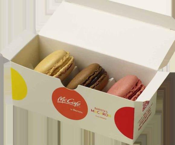 mcdonalds-japan-macarons1 Gemesin! Diimpor Langsung dari Perancis, McDonald's Jepang Kini Menyediakan Macaron Super Imut Ini!
