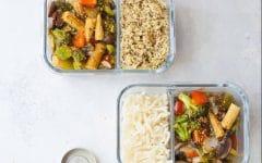 meal prep healthy veggie stir fry 6 800x1200 e1507641263820 240x150 - Biar Uang Jajanmu Bisa Ditabung, Mending Coba Bikin 4 Bekal Makanan yang Mudah Dibuat Ini