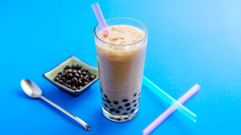 1. Boba Tea atau Bubble Tea dari Taiwan