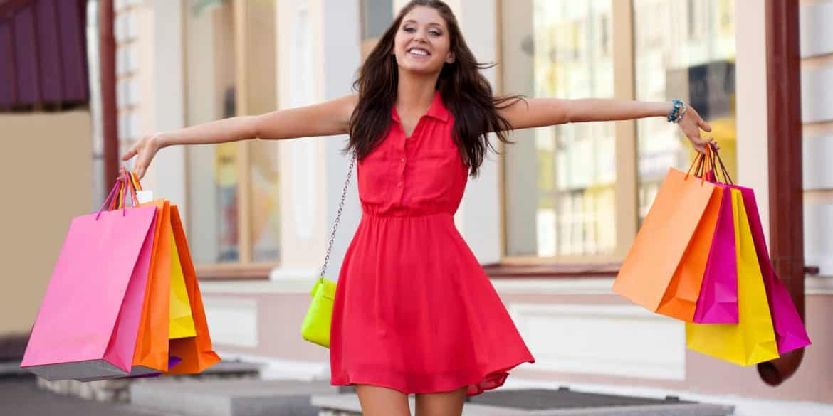 Image result for women go much shopping alone