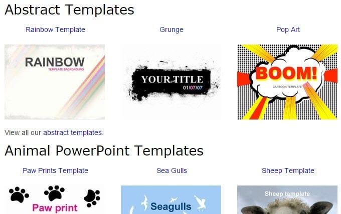 Sukseskan Presentasi Dengan Template Powerpoint Gratis Dari