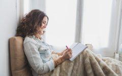 relaxed young woman writing on her notebook 23 2147601382 240x150 - 7 Hobi Ini Paling Disukai oleh Cewek Introvert. Apakah Kamu Salah Satunya?