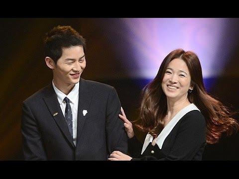 song joong ki song hye kyo - Awas Dibikin Baper Sama 7 Best Moment dari Song-Song Couple Ini!