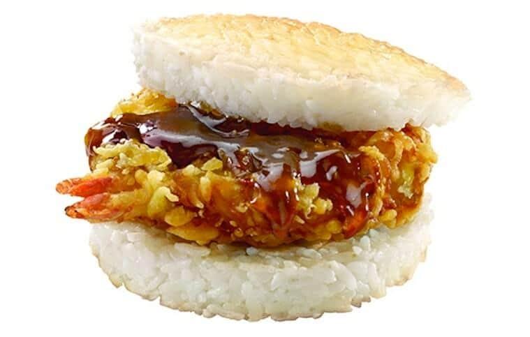 1. Mos Burger Jepang