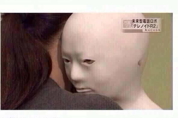"""When you get in a fight and your mom makes you """"hug it out"""" even though you're still mad:"""